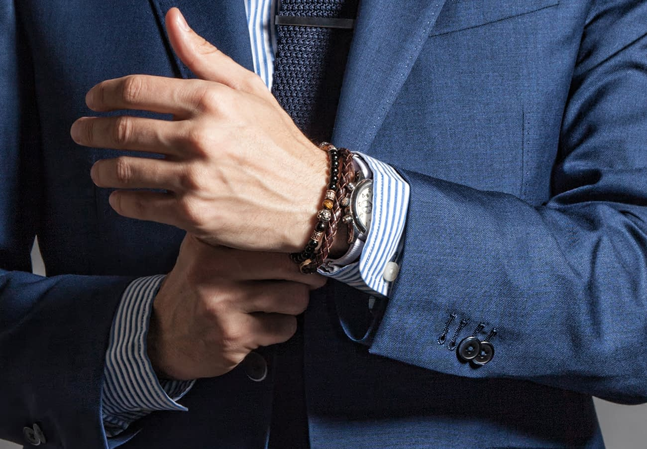 Biżuteria męska blog o modzie męskiej